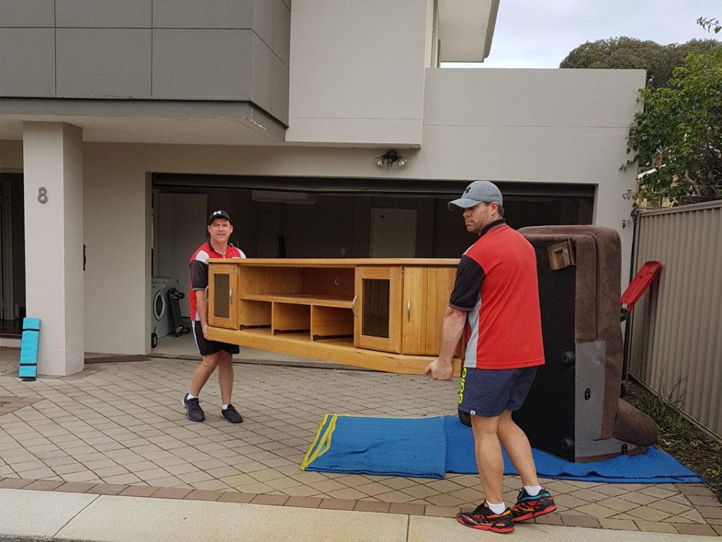 mandurah furniture removal